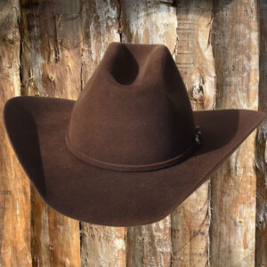 Cowboyhut-Hazel-Brown-10x-biber_front